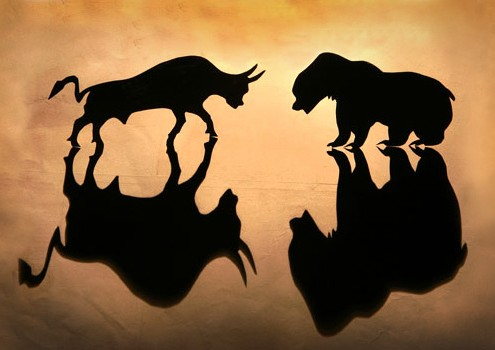 The battle in the market between bulls and bears never ends