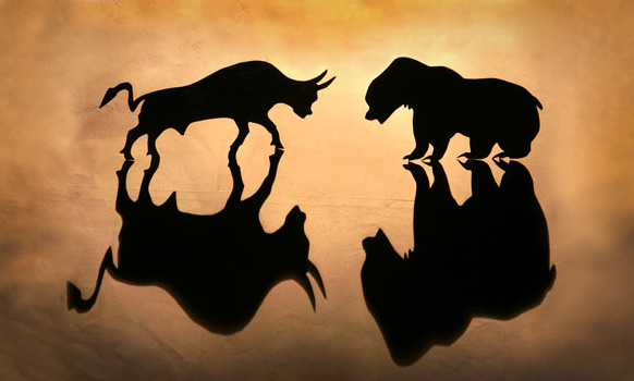 The battle in the Emini s&p 500 between bulls and bears never ends