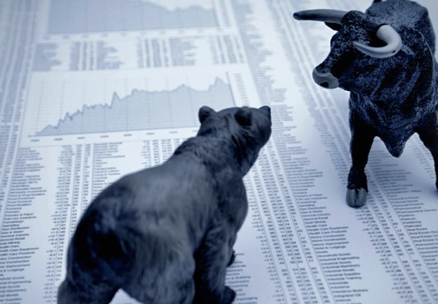The Market of Bulls and Bears