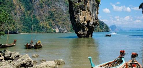 Thailand Beach Featured